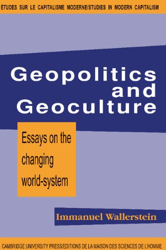 geopolitics essay Czu 327 m 16 essays on international security and geopolitics is a col-lection of academic and media papers and articles written by dr habil kamal makili-aliyev in a course of his first five years.